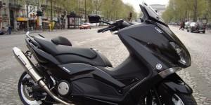 T-Max 530 SMM Noir 2013