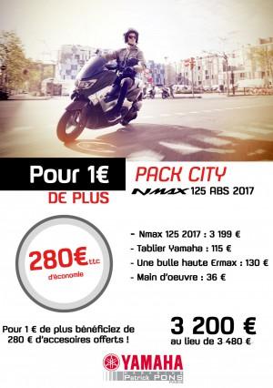 N-Max Pack City