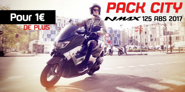 Le N-Max City Pack