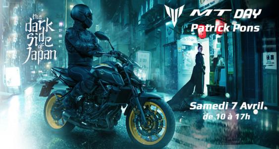 Patrick Pons votre concessionnaire exclusif YAMAHA moto à Paris (75), Avenue de la grande armée (75016) et Bastille (75011) en Ile de France.