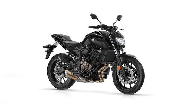 Moto MT-07 neuve