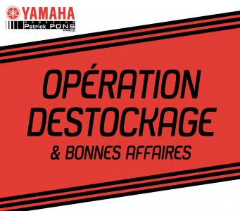 OPÉRATION DESTOCKAGE YAMAHA BASTILLE
