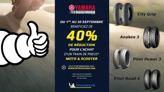 Opération Michelin du mois de Septembre - Actualité de PATRICK PONS GRANDE ARMEE
