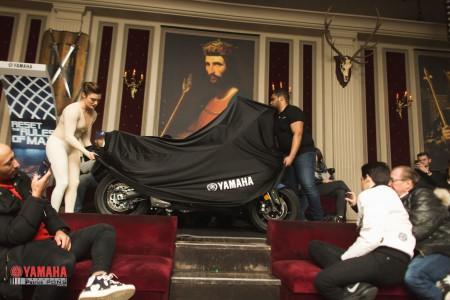 Soirée de lancement nouveau T-Max